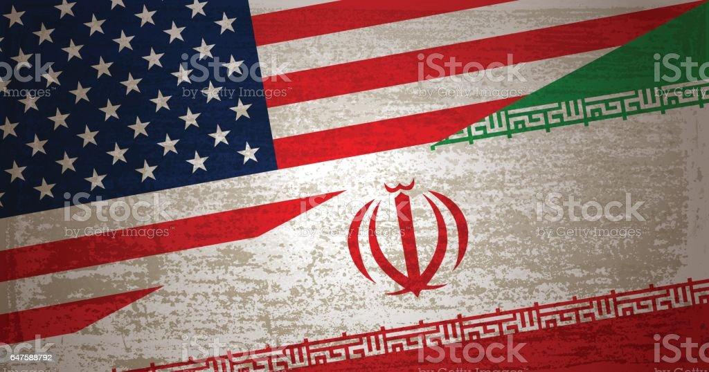 「アメリカ・イラン フリーイラスト」の画像検索結果