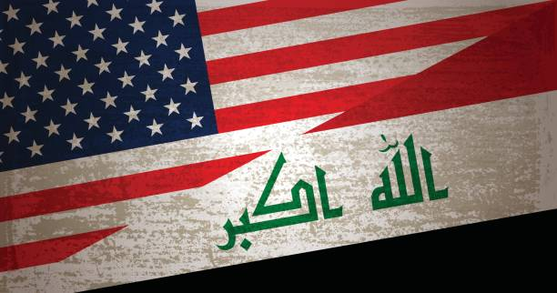 Royalty free usa and iraq flag background clip art vector images usa and iraq flag background clip art vector images illustrations voltagebd Gallery