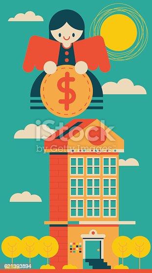 istock Angel Investor 621393894