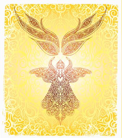 angel of resurrection