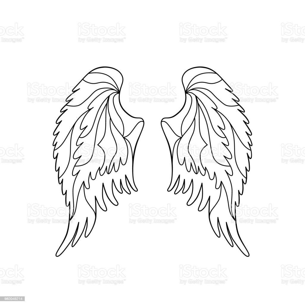 malvorlagen engel xxl  malbild