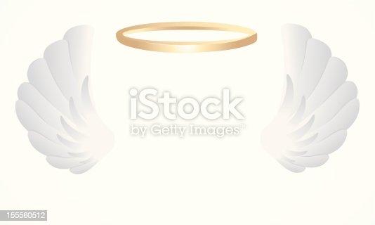 istock Angel Wings 155560512