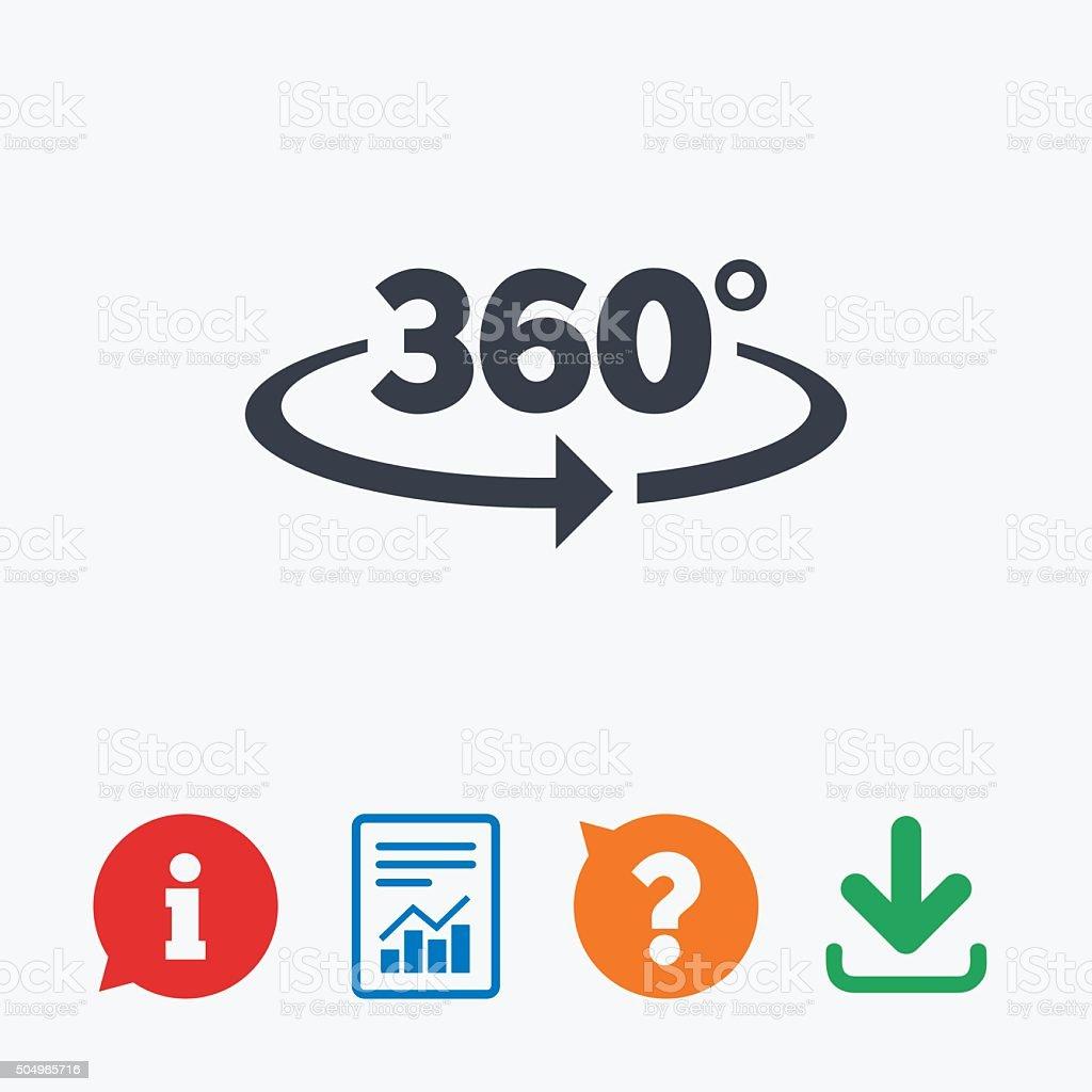 Angle 360 degrees sign icon geometry math symbol stock vector art geometry math symbol royalty free angle 360 degrees sign buycottarizona Image collections