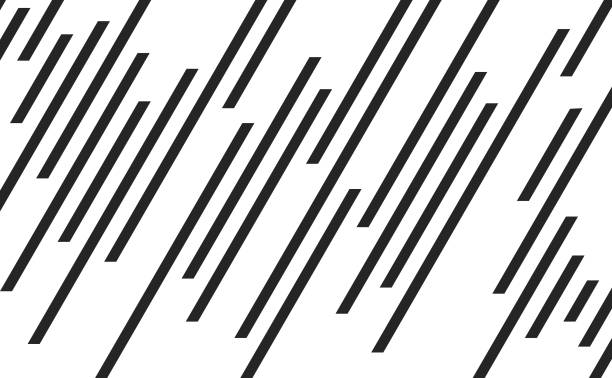 Angle speed lines pattern background Diagonal speed lines pattern, vector graphic artwork design element diagonal stock illustrations