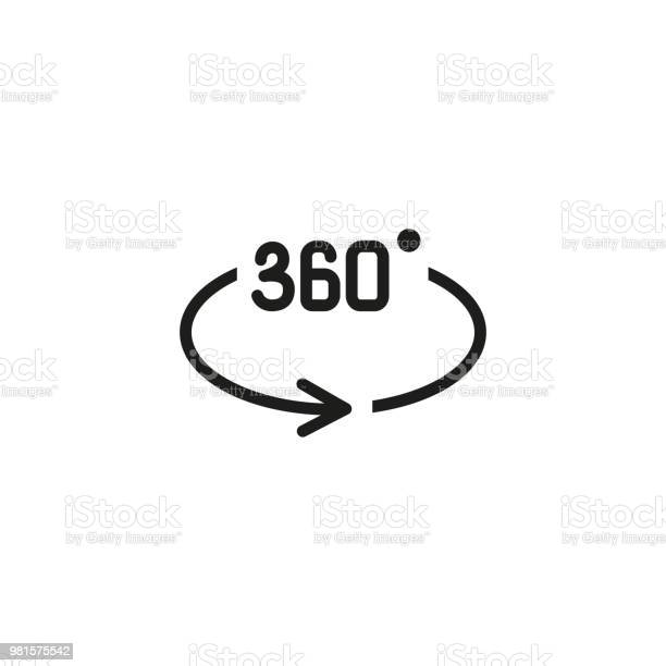 Angle three hundred and sixty degree line icon vector id981575542?b=1&k=6&m=981575542&s=612x612&h=x 40v3omygpyj1imaxro8ko fltx5ohpd5ie9 b62ni=