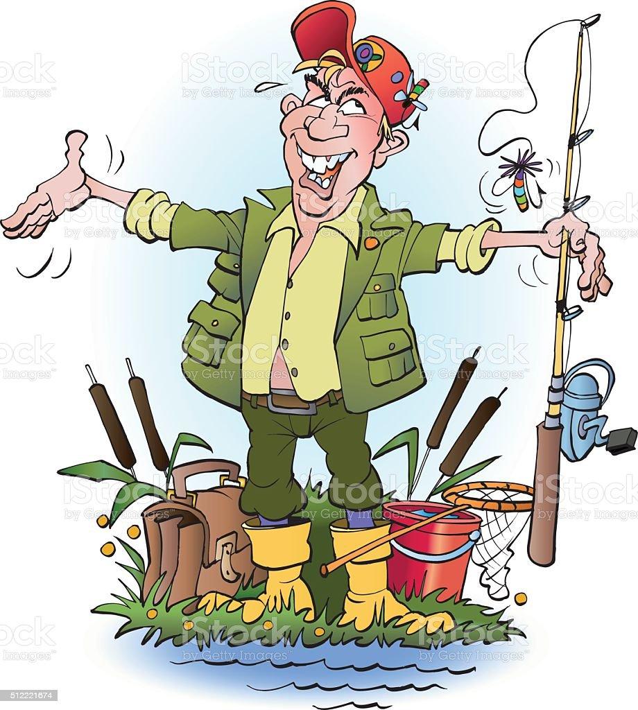 Angler who lie
