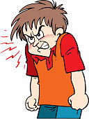 istock Angry boy 1291572805