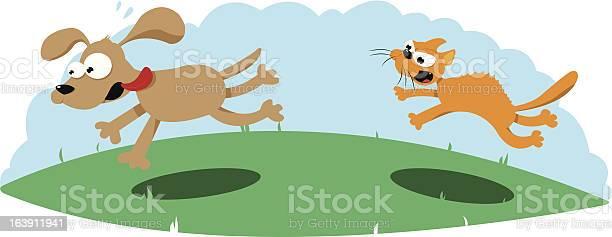Angry cat hunting a dog vector id163911941?b=1&k=6&m=163911941&s=612x612&h=0k2qbnonmlih82apfgtkbidrqy8tjfi2kpxhu4l8pzq=
