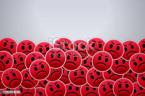 istock Angry People Faces 1290954699