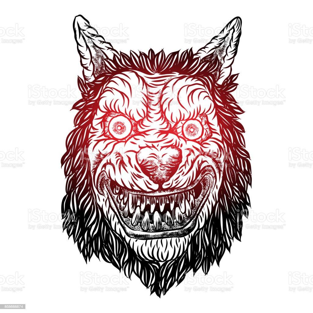 Tatuaje Brazo Realista Lobo Por Nemesis Tattoo