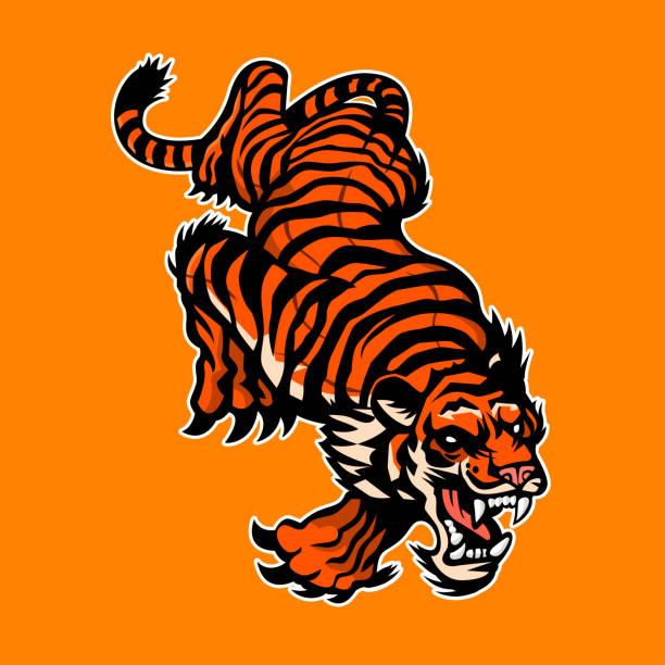 tiger logo vector art graphics freevector com tiger logo vector art graphics freevector com