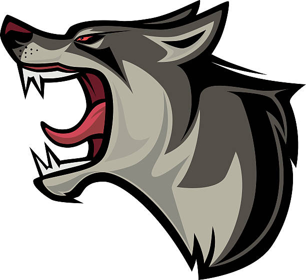 Royalty Free Angry Dog Clip Art, Vector Images ...