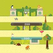 Animal and Zoo