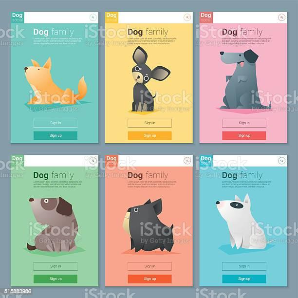 Animal banner with dog for web design 3 vector id515883986?b=1&k=6&m=515883986&s=612x612&h=b9kmggrbkrv cuvccxu ohw mmzhcblqpwzxbce5 be=