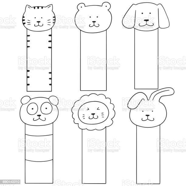 Animal bookmark vector id690440010?b=1&k=6&m=690440010&s=612x612&h= hzgywmycfih20 nhakvrqsjzff8h  o3ovdlijvbi4=