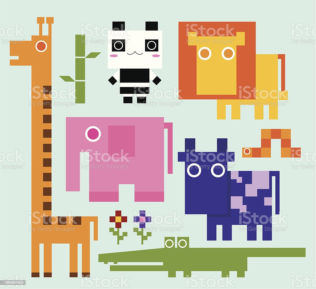 Animal Collection royalty-free animal collection stock vector art & more images of animal