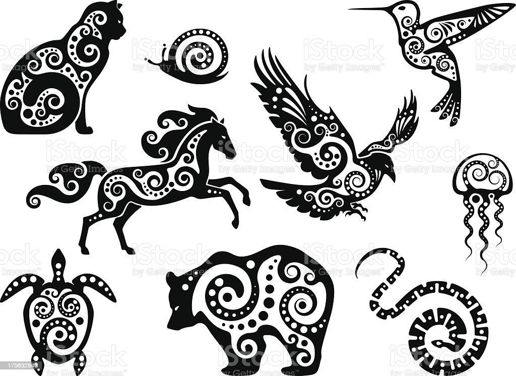 silhouette de design animal set cliparts vectoriels et plus d 39 images de chat 175632943 istock. Black Bedroom Furniture Sets. Home Design Ideas