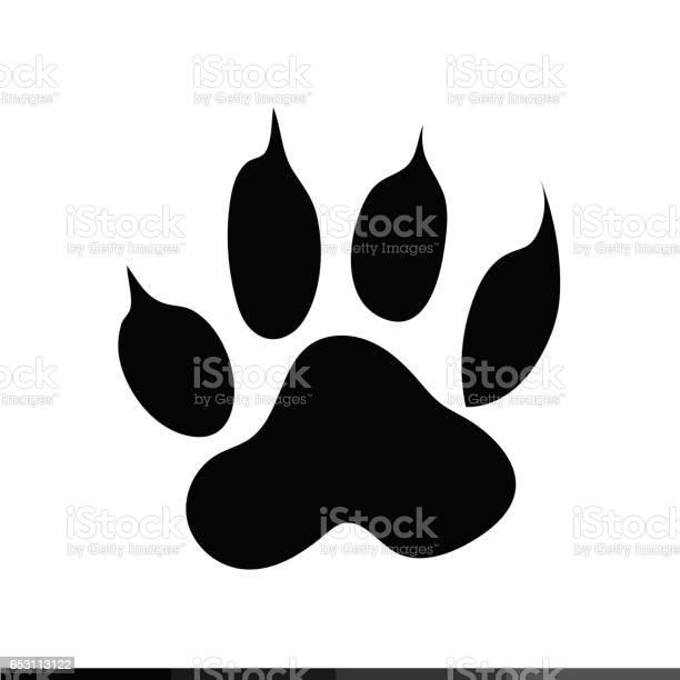 Animal footprint icon illustration design vector id653113122?b=1&k=6&m=653113122&s=612x612&h=ulkc sex1sceipmvoj1sgeatb0ks81cigu x7ca6ulq=