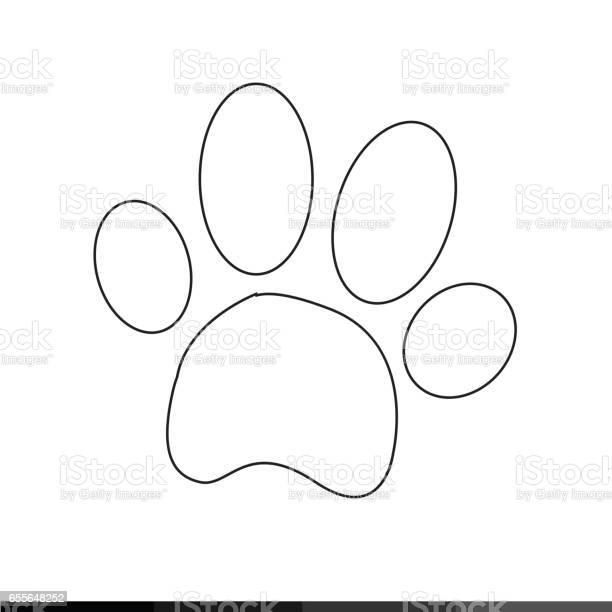 Animal footprint icon illustration design vector id655648252?b=1&k=6&m=655648252&s=612x612&h=ygzdazi9mtcsb7 ifdttdeggokkxtgg2ksvhhj5dubo=