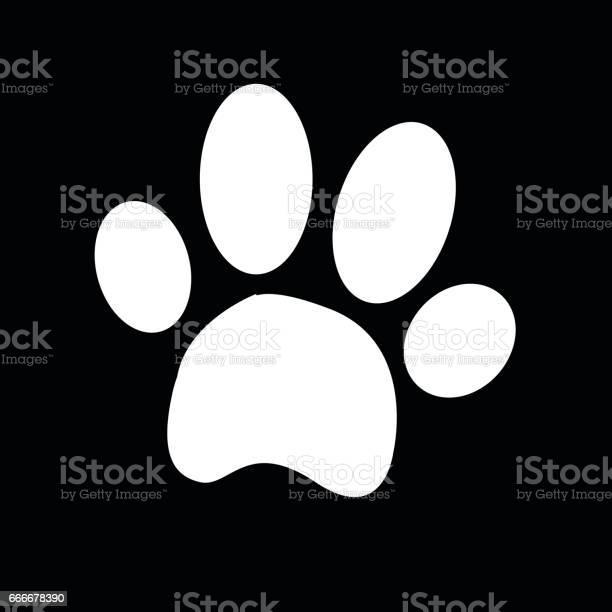 Animal footprint icon illustration design vector id666678390?b=1&k=6&m=666678390&s=612x612&h=mp9wy0ioqoochyr53c25yabjx h 4cvvxmidpqgsk5m=
