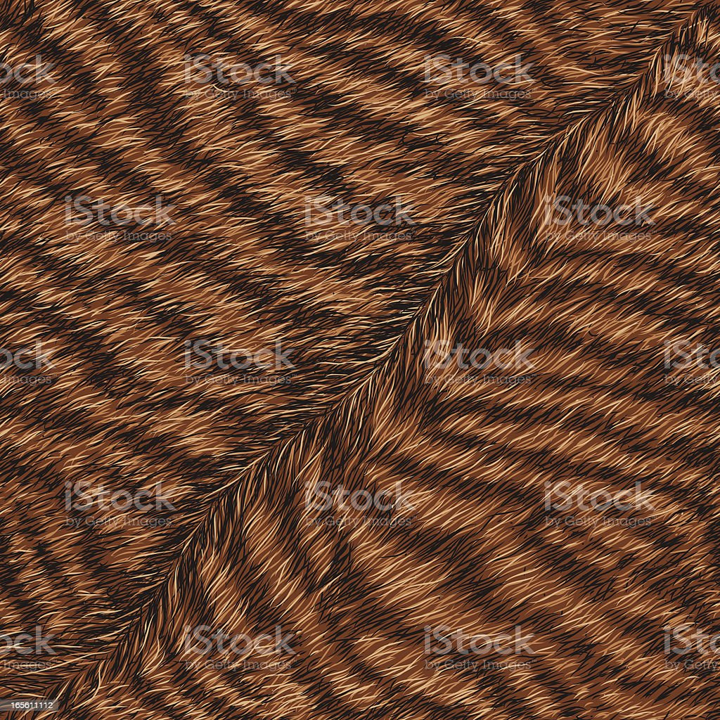 Animal Fur - Brindled (seamless) royalty-free animal fur brindled stock vector art & more images of abstract