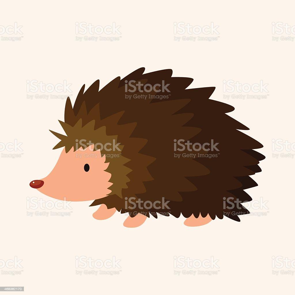 royalty free hedgehog clip art vector images illustrations istock rh istockphoto com hedgehog clipart outline hedgehog clipart gif