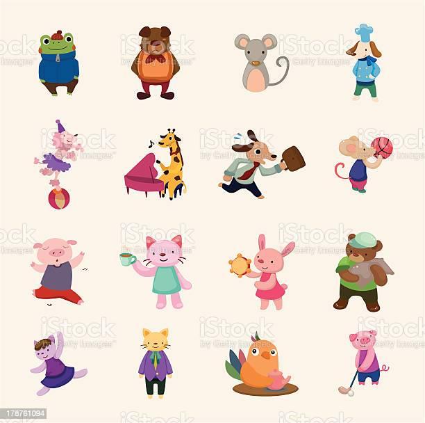Animal icon set vector id178761094?b=1&k=6&m=178761094&s=612x612&h=ujbs8bp3wci 8odrud0asqafvesuxl1znm y4gkiga4=