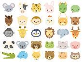 動物の保存された icon1