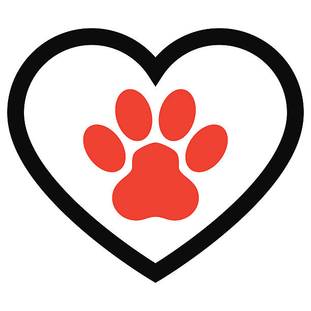 Download Royalty Free Dog Heart Clip Art, Vector Images ...