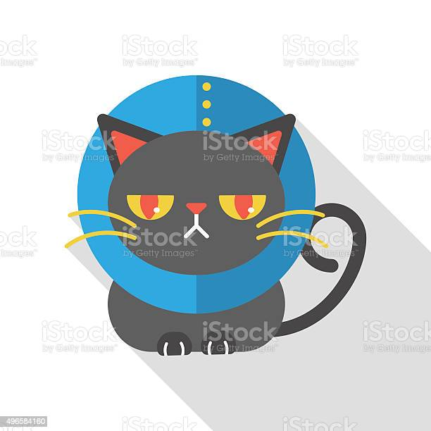 Animal pet cat flat icon vector id496584160?b=1&k=6&m=496584160&s=612x612&h=3swahm4ilp7cmkl5n7zth2shbk0p nuqhgknfcqxc2k=