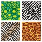 Animal Print Background