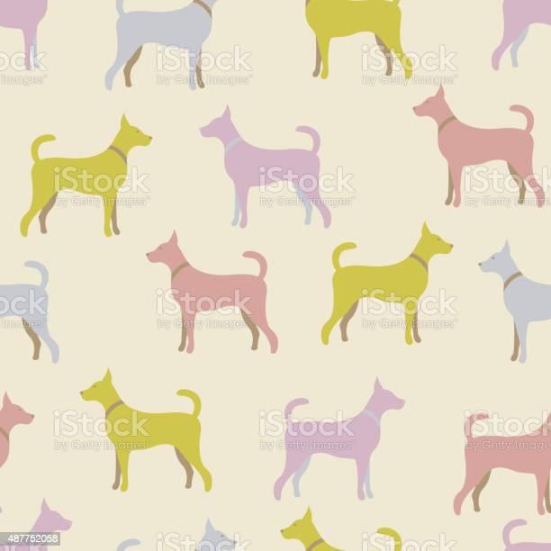Animal seamless vector pattern of dog silhouettes vector id487752058?b=1&k=6&m=487752058&s=612x612&h=qnmrqbnf0dmdbanav4wgighqn1knqkosnnaotlvbwfi=