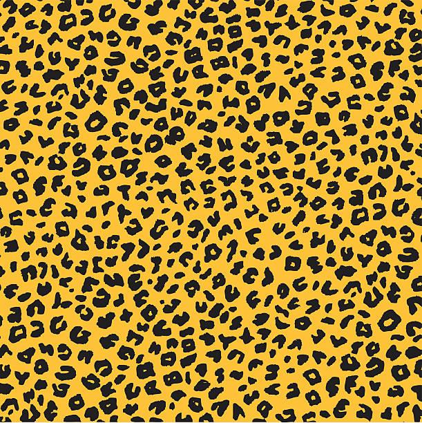 animal skin 01 - jaguar stock illustrations