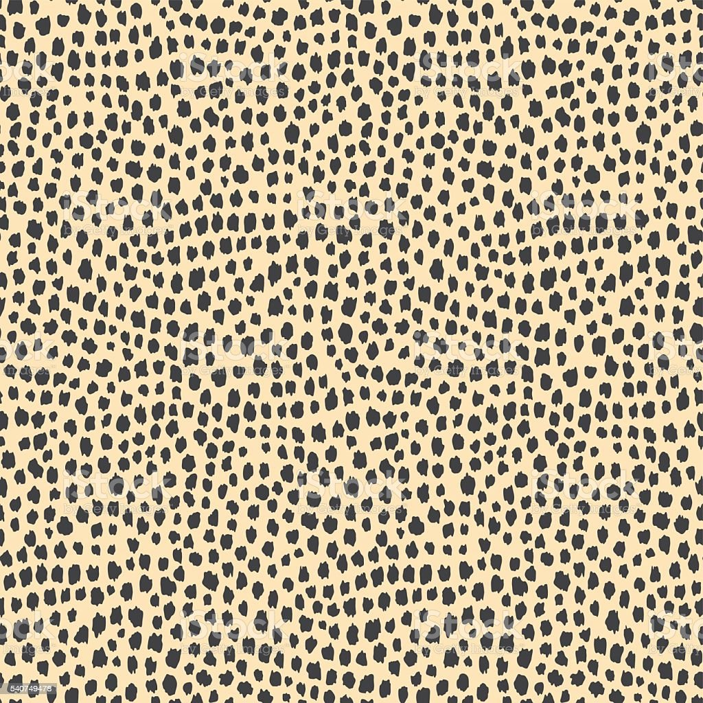 Animal skin seamless pattern vector art illustration
