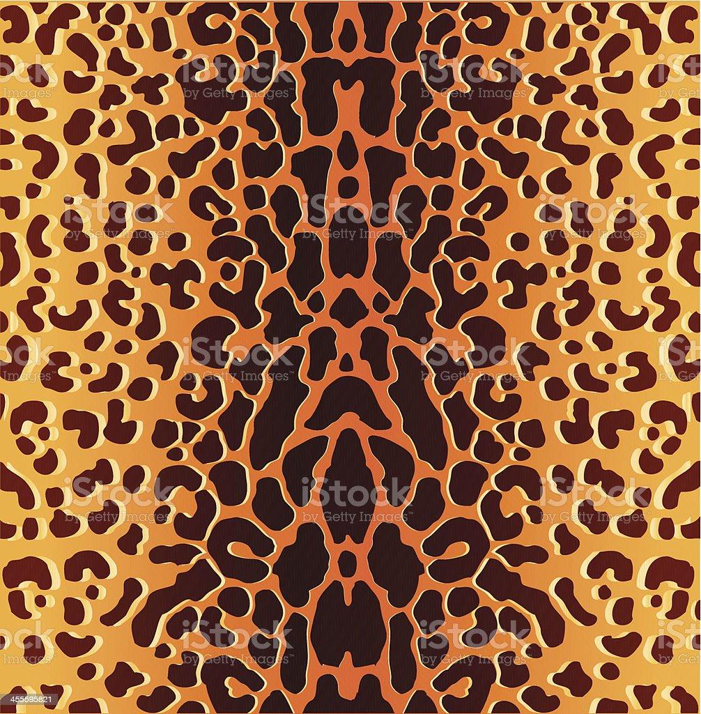 動物のお肌のシミパターン ベクターアートイラスト