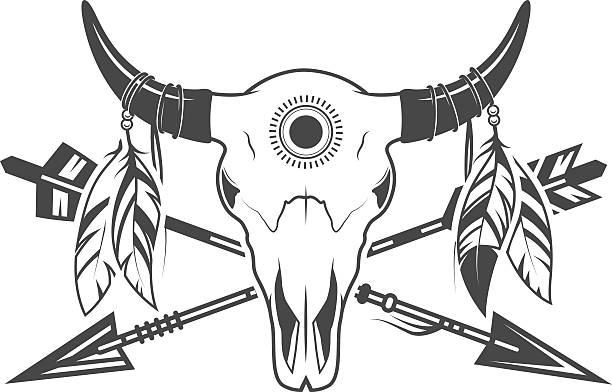 royalty free animal skull clip art vector images illustrations