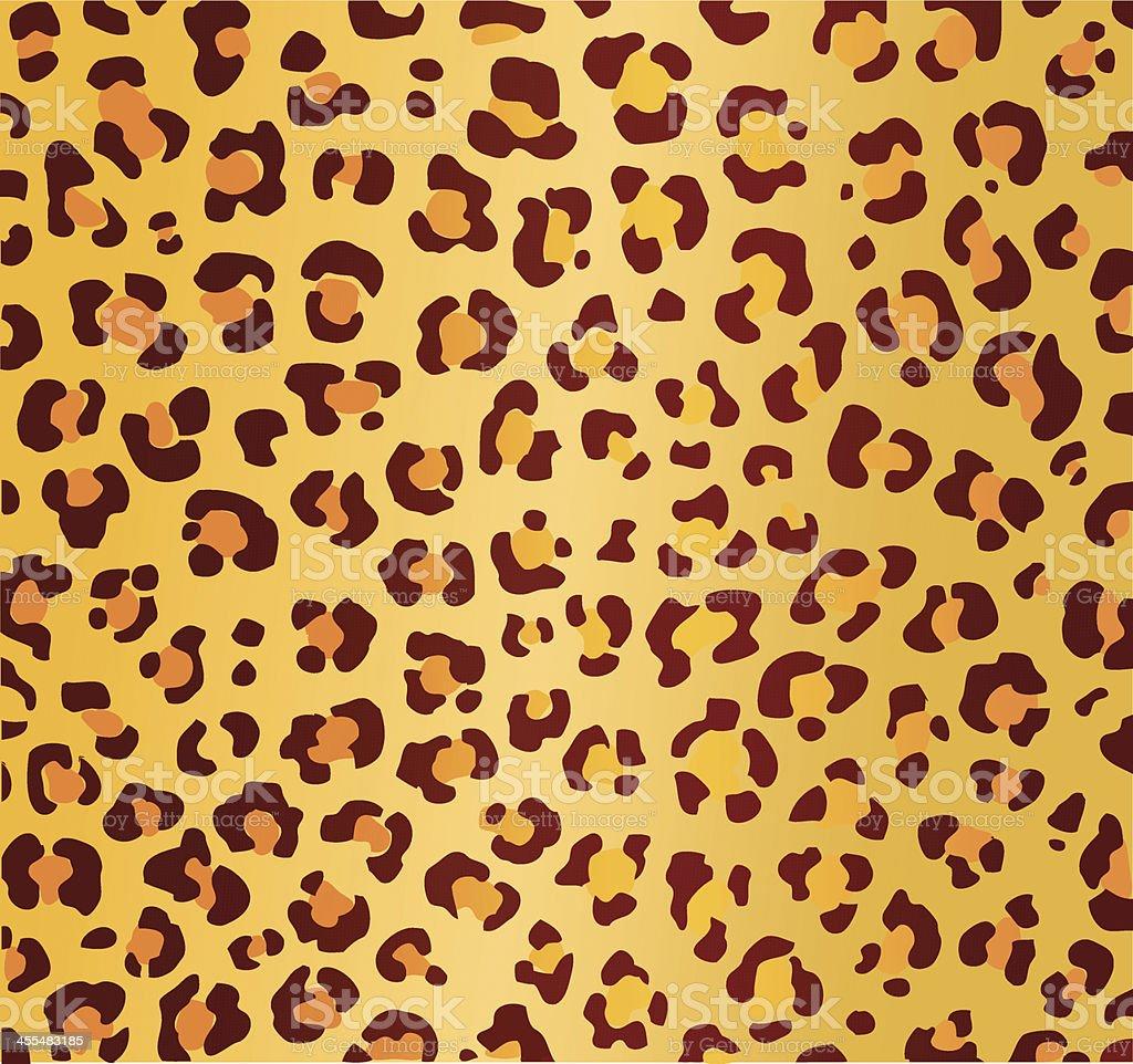 動物のパターン 1 スポット ベクターアートイラスト