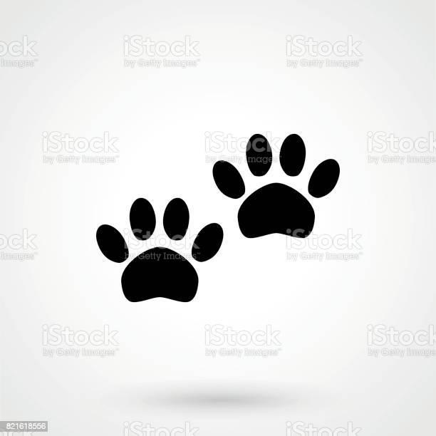 Animal tracks vector vector id821618556?b=1&k=6&m=821618556&s=612x612&h=s2x2whbkdmw cluhzuwk6wblkns5blzj8x 2juqjn4g=