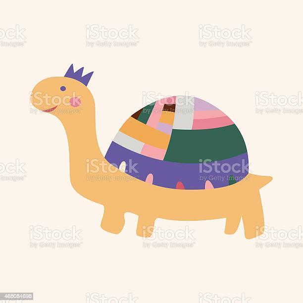 Animal turtle cartoon theme elements vectoreps vector id468084698?b=1&k=6&m=468084698&s=612x612&h=rq4xesjpseaqtvjf5q9mf9zfdy1gzbieccfl21zs8ly=
