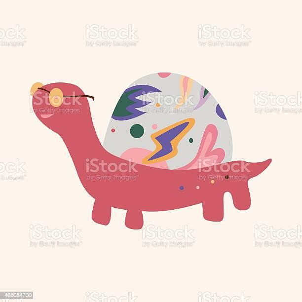 Animal turtle cartoon theme elements vectoreps vector id468084700?b=1&k=6&m=468084700&s=612x612&h=bxvsw3jbfgrnctkj05ito1mfyhbvsegdqa vqieppoo=