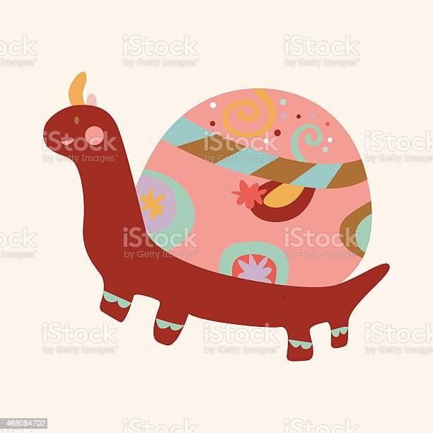 Animal turtle cartoon theme elements vectoreps vector id468084702?b=1&k=6&m=468084702&s=612x612&h=wzctu7eggvy8gbq8chmffevulnf8wdrfnic121sean4=