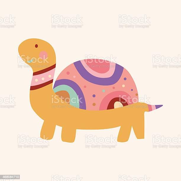 Animal turtle cartoon theme elements vectoreps vector id468084710?b=1&k=6&m=468084710&s=612x612&h=sbkftahrvztu5cgjmxh3qjujn35 ctg sv75gutaykk=