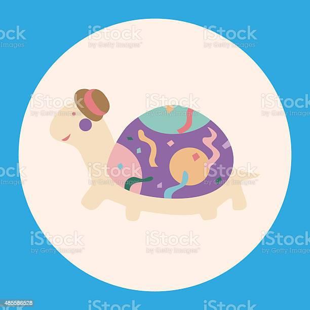 Animal turtle cartoon theme elements vectoreps vector id485586528?b=1&k=6&m=485586528&s=612x612&h=ca1dg6i5w53fbvscbvg4igpssjgnz utulo uahxaug=