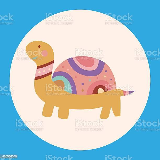 Animal turtle cartoon theme elements vectoreps vector id485586530?b=1&k=6&m=485586530&s=612x612&h=etg2uvfzl2zwyejrly1l8yktiz o5dnjpapnufrpqcc=