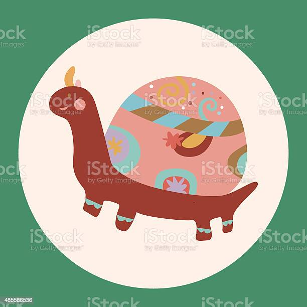Animal turtle cartoon theme elements vectoreps vector id485586536?b=1&k=6&m=485586536&s=612x612&h=um1njp4y5kxhe36yy7h2ew qo1d9cn7vnlrfwtstkoe=