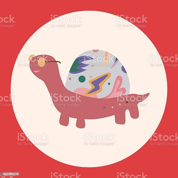 Animal turtle cartoon theme elements vectoreps vector id485586538?b=1&k=6&m=485586538&s=612x612&h=upjoquswbdrc31cuklv1yqggxb1rwtkmoazyb5 i2jy=