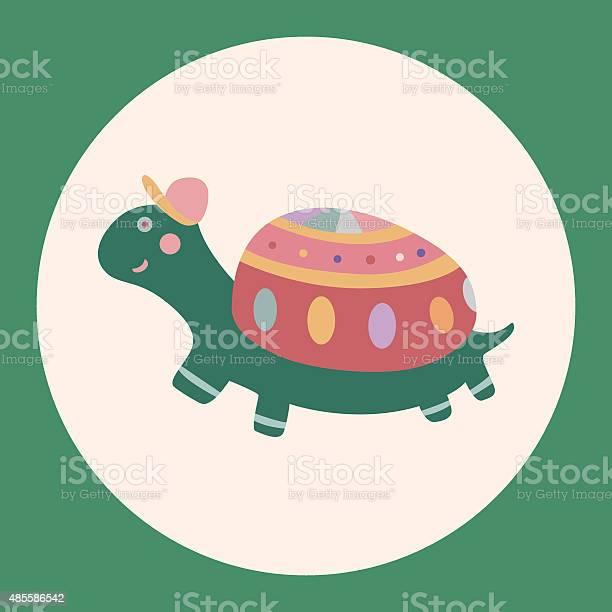 Animal turtle cartoon theme elements vectoreps vector id485586542?b=1&k=6&m=485586542&s=612x612&h=kgagroyurqxvnabk5u8l8ylpf9xhs 1rniwxfntgbdw=