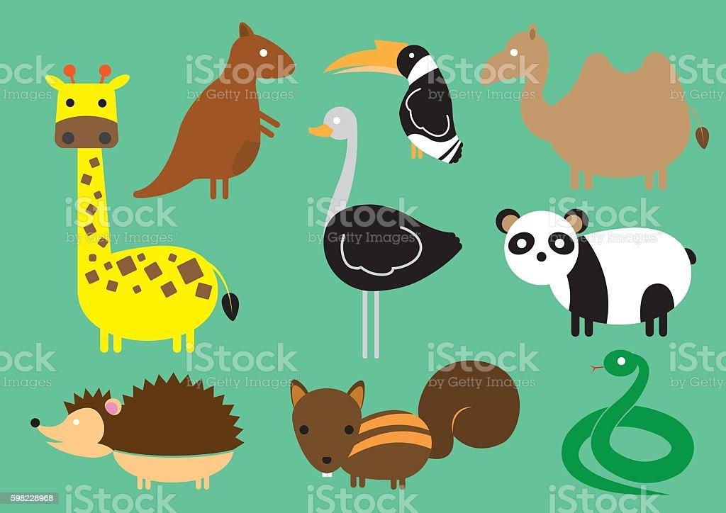 animal-planet ilustração de animalplanet e mais banco de imagens de amizade royalty-free