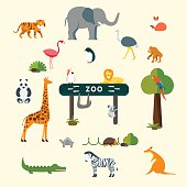 Animals and Zoo