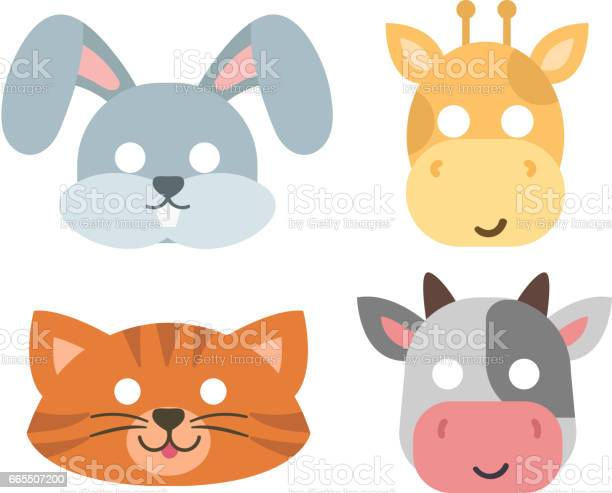 Animals carnival mask vector set festival decoration masquerade and vector id665507200?b=1&k=6&m=665507200&s=612x612&h=fbmxn6bhrnrl3kgdxs57g4 zxjkcni8bro ziqyow14=
